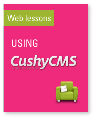 Using Cushy CMS